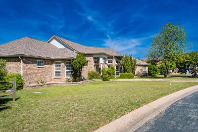 Gillespie County Single Family Home For Sale: 129 Stone Hollow