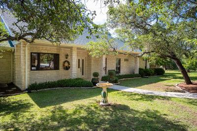 Gillespie County Single Family Home Under Contract: 4652 SW Oak Alley