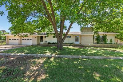 Gillespie County Single Family Home For Sale: 5416 S Ranch Rd 1623