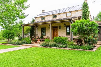 Gillespie County Single Family Home For Sale: 535 N Lee St