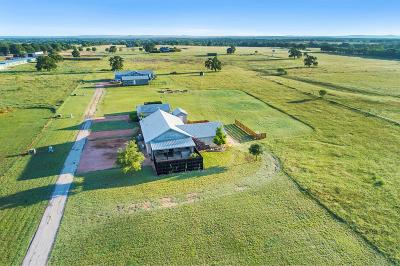 Gillespie County Single Family Home For Sale: 8738 E Us Hwy 290