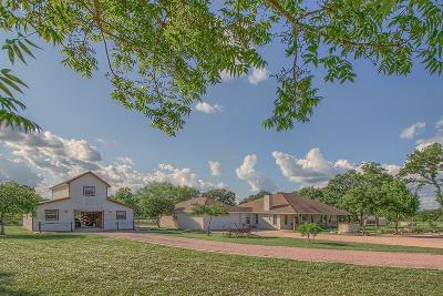 Fredericksburg Single Family Home Under Contract W/Contingencies: 411 Emerald Loop