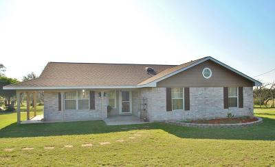 Gillespie County Single Family Home Under Contract W/Contingencies: 720 Windmill Ridge
