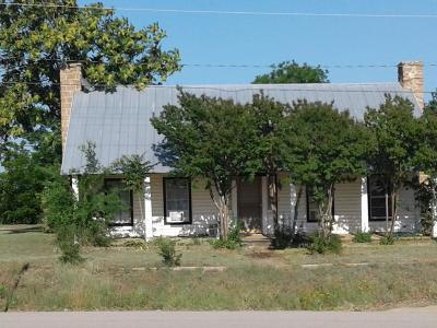 Single Family Home For Sale: 2350 S State Hwy 16