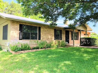 Fredericksburg Single Family Home For Sale: 125 W Lower Crabapple Rd