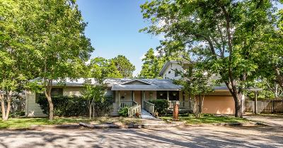 Fredericksburg Single Family Home For Sale: 805 N Elm St
