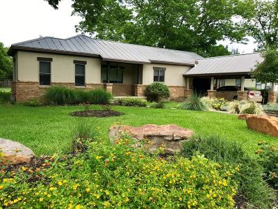 Gillespie County Single Family Home For Sale: 108 E College St