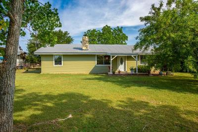 Blanco County Single Family Home Under Contract W/Contingencies: 120 Bauerle Ln
