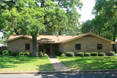 Gillespie County Single Family Home For Sale: 401 N Candlelight Circle
