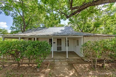 Gillespie County Single Family Home For Sale: 223 W Creek St