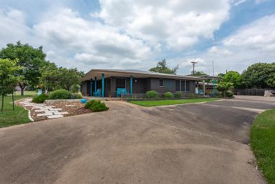 Kerrville Single Family Home For Sale: 820 W Main St