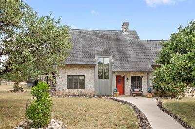 Fredericksburg Single Family Home For Sale: 535 E Windy Ridge Rd