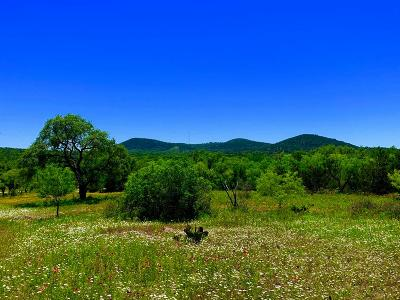Llano Residential Lots & Land Under Contract W/Contingencies: County Rd 306