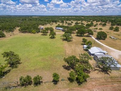 Fredericksburg TX Ranch Land For Sale: $1,170,000