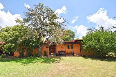 Fredericksburg Single Family Home For Sale: 48 N Kneese Rd