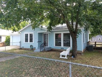 Fredericksburg Single Family Home For Sale: 915 Bell