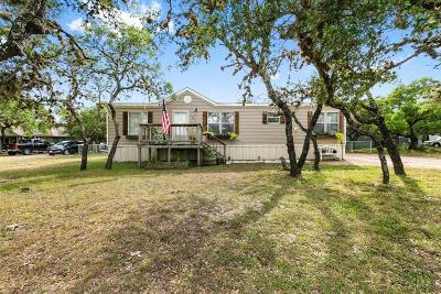 Blanco County Single Family Home For Sale: 106 Miranda Court