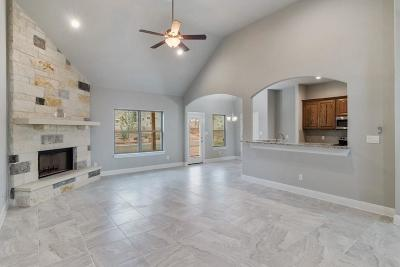 Gillespie County Single Family Home For Sale: 209 Clyde Run