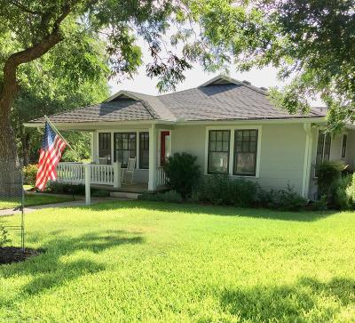 Mason County Single Family Home For Sale: 761 SE Post Hill St