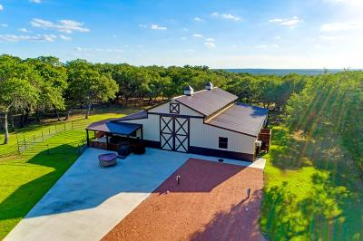 Fredericksburg TX Ranch Land Under Contract: $1,490,000