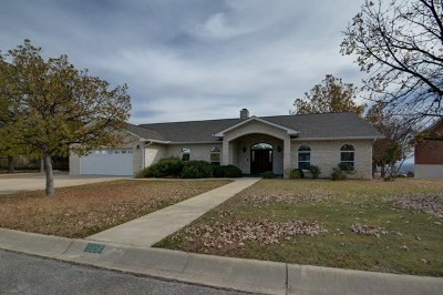 Kerrville Single Family Home For Sale: 507 Sumack Dr.