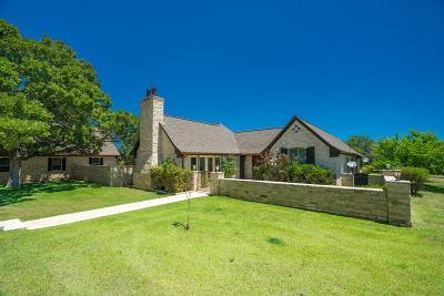 Fredericksburg Single Family Home Under Contract: 45 Triple Creek Rd