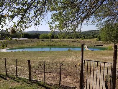 Blanco County Single Family Home For Sale: 7497 Miller Creek Loop