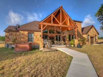 Blanco County Single Family Home For Sale: 103 Rio Grande