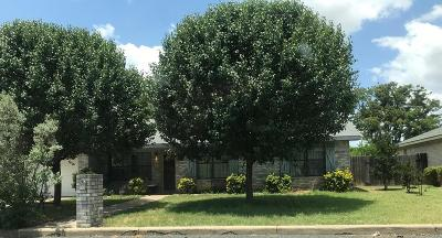 Fredericksburg TX Single Family Home For Sale: $227,500