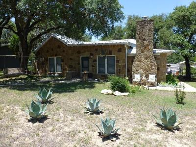 Blanco County Single Family Home For Sale: 505 E Elm St