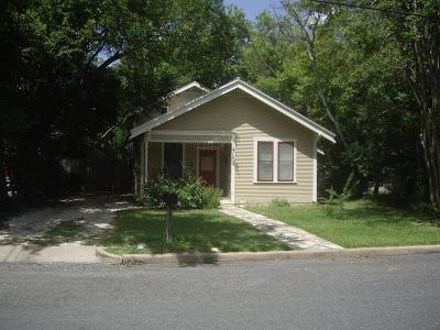 Fredericksburg TX Single Family Home For Sale: $450,000