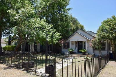 Kerrville Single Family Home For Sale: 1513 E Main St