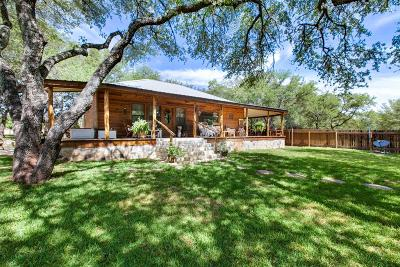 Blanco County Single Family Home For Sale: 384 Stubbs