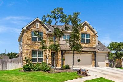 Kendall County Single Family Home For Sale: 220 Woods Of Boerne
