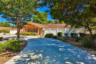 Kerrville Single Family Home Under Contract: 103 Medio Vista