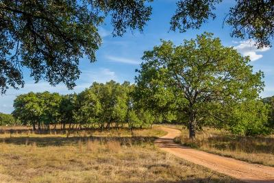 Fredericksburg TX Ranch Land For Sale: $2,200,000