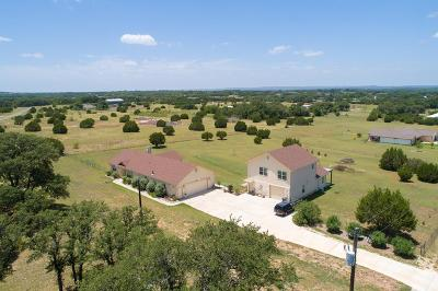 Blanco County Single Family Home For Sale: 285 Whitmire Dr