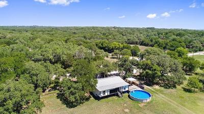 Blanco County Single Family Home For Sale: 414 E Narrows Rd