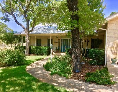 Fredericksburg Single Family Home For Sale: 299 Emerald Loop