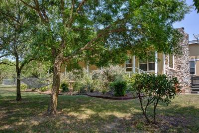 Kerr County Single Family Home For Sale: 123 N Fm 480