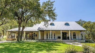 Gillespie County Single Family Home For Sale: 434 Southwoods Dr