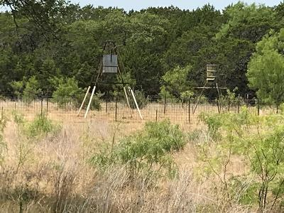 Fredericksburg TX Ranch Land For Sale: $975,000