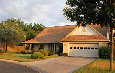 Fredericksburg Single Family Home Under Contract W/Contingencies: 601 Lupine Lane