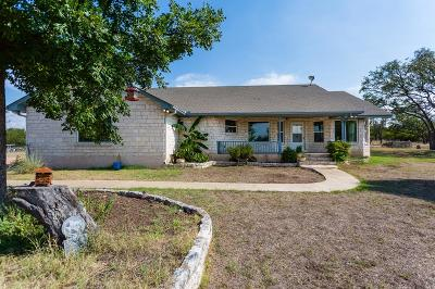 Gillespie County Single Family Home For Sale: 160 Dee St