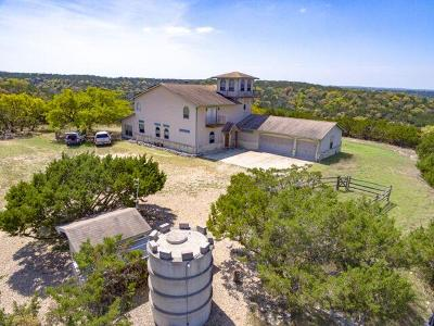 Kerr County Single Family Home For Sale: 164 Balsly Rd