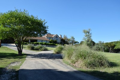 Kerrville Single Family Home For Sale: 265 N Aqua Vista Dr.