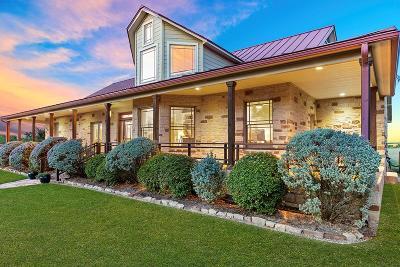 Fredericksburg TX Single Family Home For Sale: $1,249,000