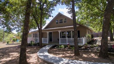 Gillespie County Single Family Home For Sale: 114 E Winding Oak Dr