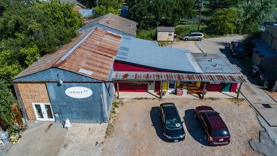 Fredericksburg Commercial For Sale: 517 S Adams St