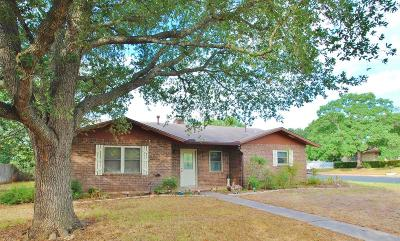 Gillespie County Single Family Home For Sale: 111 Seamoor